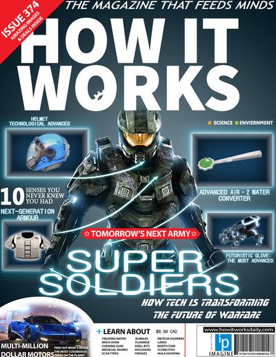 Student Examples  Magazine Cover  CommTech Corner