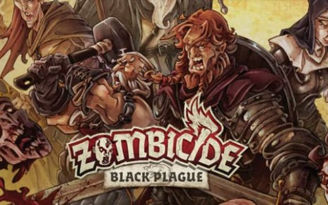 Illustration zombicide black plague