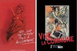 Pour se procurer l'affiche d'Ernest Pignon-Ernst et l'agenda 2021 du 150eme anniversaire de la Commune