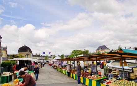 Image result for marché molay-littry