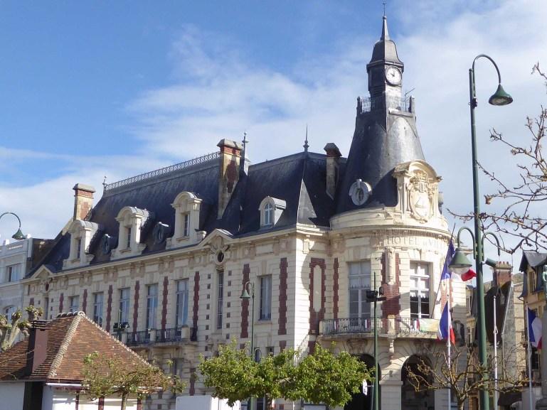 """Résultat de recherche d'images pour """"mairie de trouville"""""""