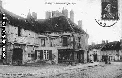 Mairie Braine informations sur la ville Braine 02220  Communescom
