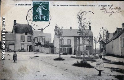 Longueville 50290 Manche  la ville Longueville sa mairie et son village sur Communescom