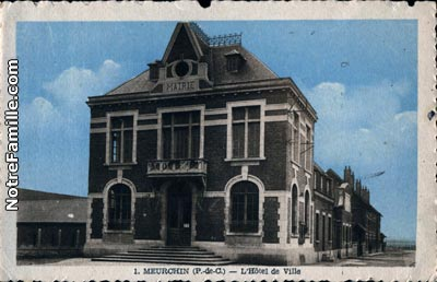 Meurchin 62410 PasdeCalais  la ville Meurchin sa mairie et son village sur Communescom