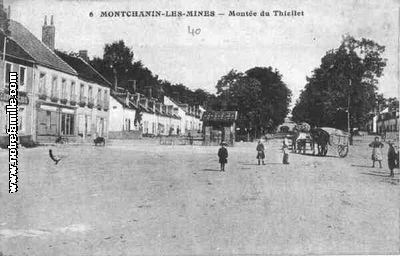 Mairie Montchanin informations sur la ville Montchanin 71210  Communescom