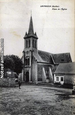 Lavardin 72240 Sarthe  la ville Lavardin sa mairie et son village sur Communescom