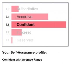 Self assurance av