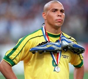 Tortured legacy: Ronaldo's breakdown still rankles.
