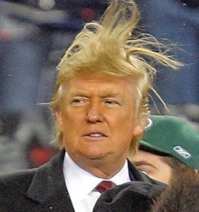 It's not about Trump's  comb-over; it's all about charisma