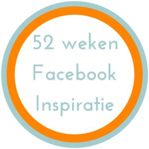 52 weken Facebook inspiratie