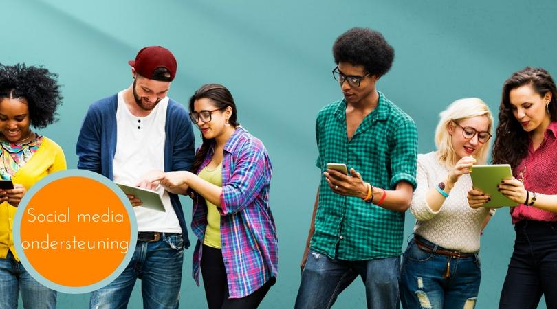 Social media ondersteuning: waarop moet je letten bij het uitbesteden?