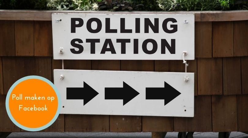 Poll maken op Facebook en andere social media