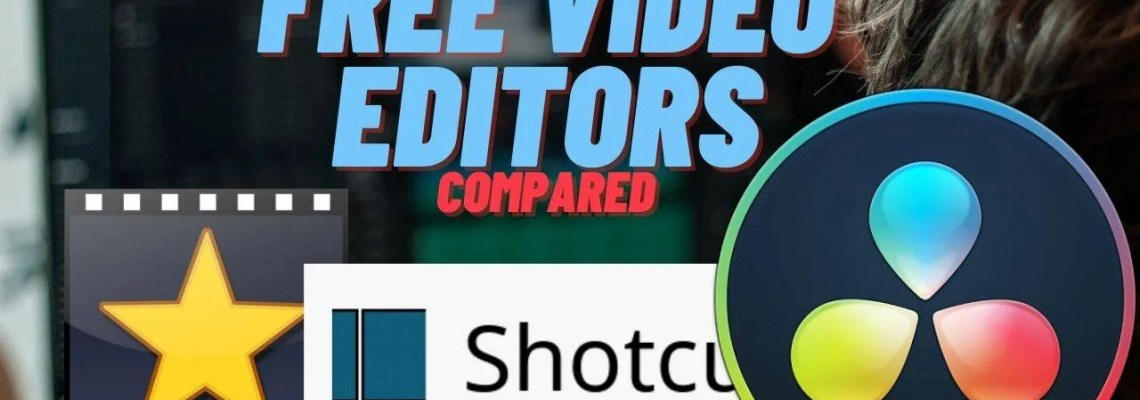 Best Free Video Editors