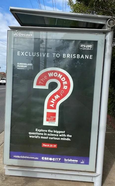 Queensland Museum Ad