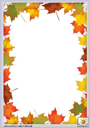 photograph relating to Free Printable Fall Borders known as 20+ Drop Themed Border Clip Artwork Strategies and Strategies