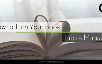 154 Turn Your Book into a Ministry