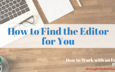203 Mick Silva/Lyneta Smith How to Work With An Editor Part 1 – How to Find the Editor for You (1 of 4 episodes)