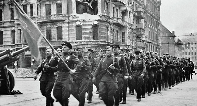 1945 and its aftermath – an eyewitness remembers
