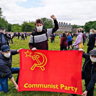 CP attack class-based racism and call for nationalisation to save jobs