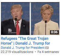 donald-trump-hillary-clinton-community-internet-youtube-analisis