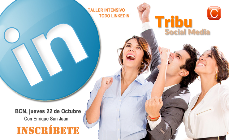 Tribu social media taller Linkedin