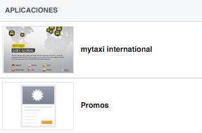 aplicaciones my taxy la taxi app analisis facebook community internet