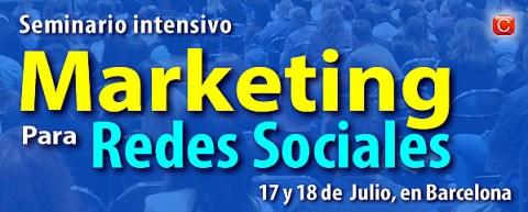 seminario_marketing_digital_para_redes_sociales_Barcelona_2013 enrique san juan social media community internet
