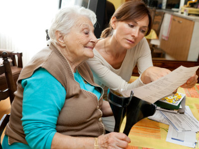 No proven benefit from home visits for older people finds research review  Community Care