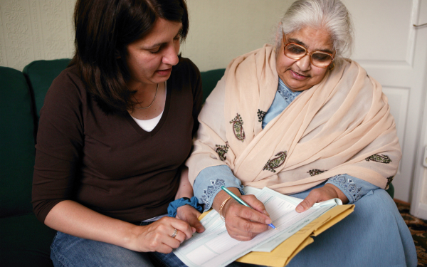 Why the absence of advocacy could double workloads  Community Care