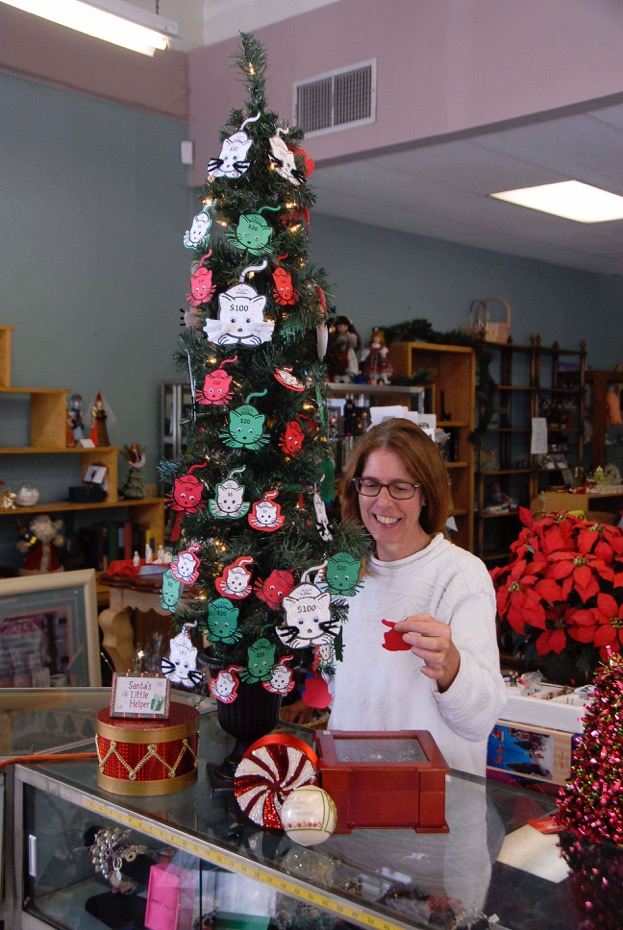 CC4C Holiday Giving Tree