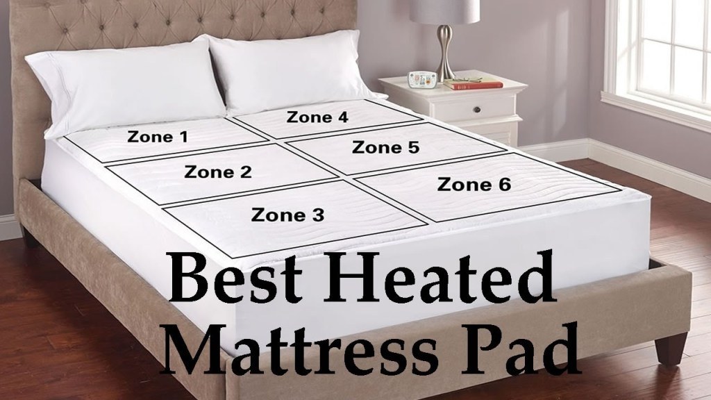How to choose BEST HEATED MATTRESS PAD