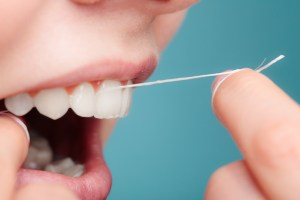 Flossing Won't Hurt Forever