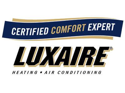 Luxaire Certified Comfort Expert