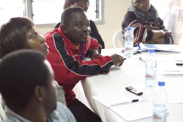 Ivo Ngong from Tiko Council Community Radio