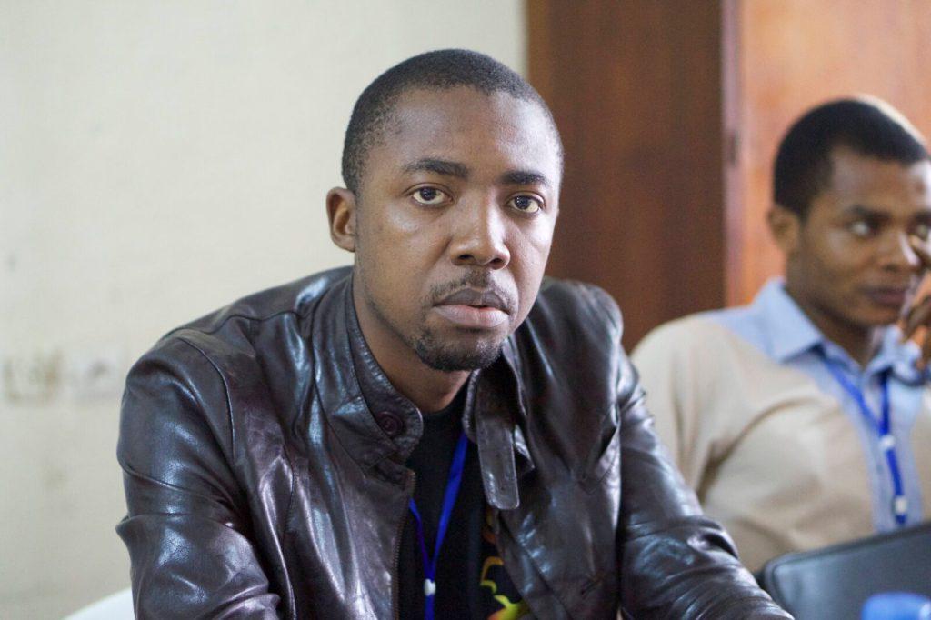 Julius Nzang - CBS Radio Buea