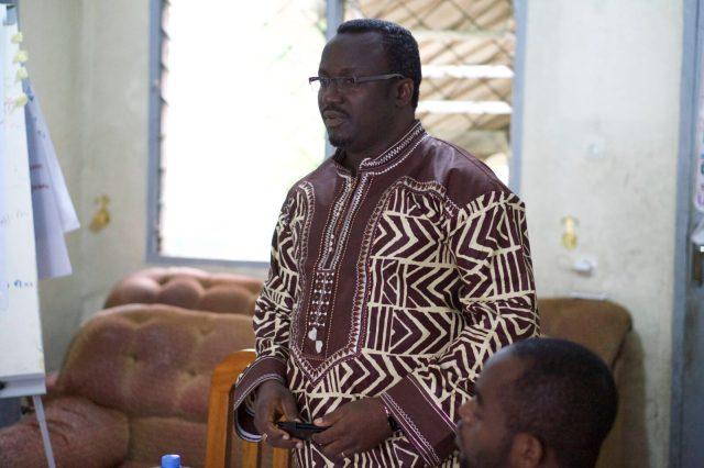 Rev Mokoko Mbue Thomas - PCC National Communication Secretary