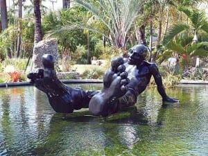 Bigfoot Sculpture Seeks Permanent Footprint in Miami