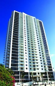 22 Skyview in East Edgewater rents 80 percent of its units