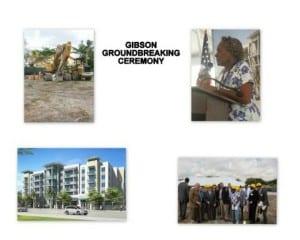 Grove Gibson Groundbreaking Ceremony