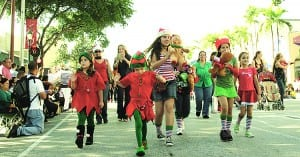 Santa's Parade of Elves coming to Sunset Drive on Dec.7