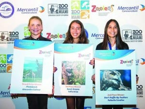 Student winners announced for Zoolens photo project