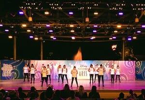 Palmetto High Chatonettes & Company perform at Walt Disney World Resort