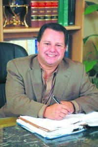 RUSSEL LAZEGA, Attorney and Author