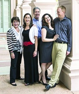 Three generations of Hornick family call Coral Gables home