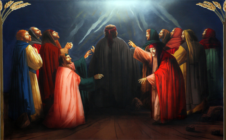 Sacred Seeing The Ascension  The Community of Jesus