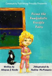 Fiona the Funkadelic Freckle Fiary