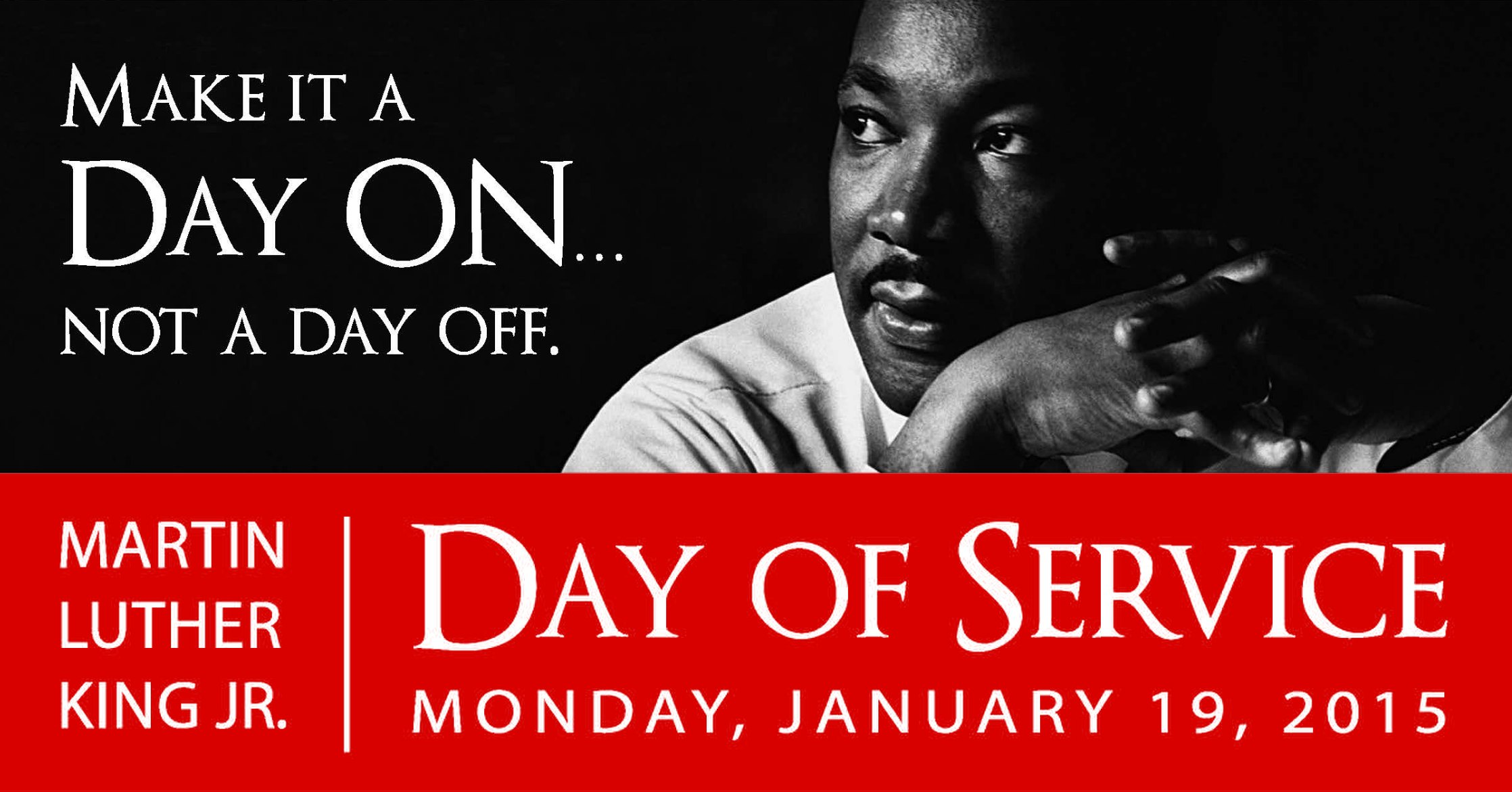 Dr Martin Luther King Jr Day Jan 16th