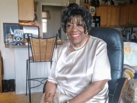 Senior Connect Learner Patricia Blaine