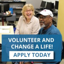 Volunteer and Save a Life