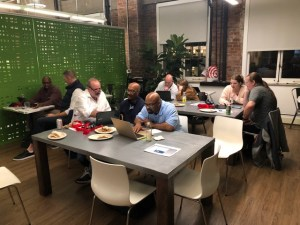 learners at Defy Ventures